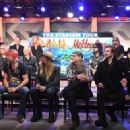 Poison, Mötley Crüe & Def Leppard Poison attend the press conference for THE STADIUM TOUR DEF LEPPARD - MOTLEY CRUE - POISON at SiriusXM Studios on December 04, 2019 in Los Angeles, California - 454 x 323