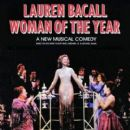 Woman of the Year (musical) Original 1981 Broadway Musical, Starring Lauren Bacall - 400 x 531
