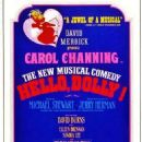 Hello, Dolly! (musical) Original 1964 Broadway Cast Starring Carol Channing - 454 x 713