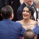 Salma Hayek – The 90th Annual Academy Awards in Los Angeles - 454 x 363