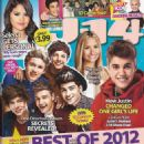 One Direction - J-14 Magazine Cover [United States] (December 2012)