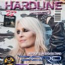 Doro Pesch - Hardline Magazine Cover [Germany] (September 2018)