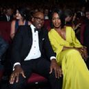 Courtney B. Vance and Angela Bassett At The 68th Primetime Emmy Awards (2016) - 454 x 307