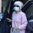Sofia Richie – In pink heads to an appointment in Beverly Hills