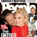 Gwen Stefani - People Magazine Cover [United States] (14 March 2016)