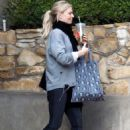 Jennifer Morrison in Spandex out in Los Angeles December 25, 2016 - 454 x 619