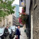 Enola Holmes filming in London