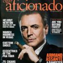 Armand Assante  -  Magazine Cover - 454 x 614