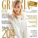 Suki Waterhouse – Grazia Magazine (March 2018) - 454 x 587