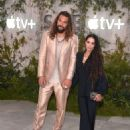 Lisa Bonet and Jason Momoa – 'See' TV Show Premiere in Los Angeles - 454 x 573