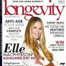 Elle Macpherson - Longevity Magazine Cover [South Africa] (July 2016)