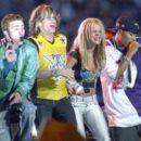 Britney Spears in Super Bowl XXXV Halftime Show - 454 x 392