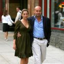 Kelly Brook - Chicago Candids With Billy Zane