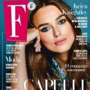 Keira Knightley – F Magazine (July 2019)