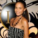 Joy Bryant - La Perla Presents Spring 2009, NY, 2008-09-04
