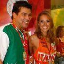 Maurício Mattar and Paola Oliveira - 428 x 500