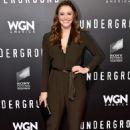 Julianna Guill – 'Underground' TV Series Season 2 Premiere in LA March 1, 2017 - 454 x 681