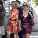 Ali Larter And Amy Smart Are Ladies Who Lunch