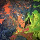 Paintings by Lorelei Linklater - 454 x 524