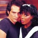Donna Summer and Bruce Sudano - 409 x 350