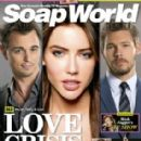 The Bold and the Beautiful - Soap World Magazine Cover [Australia] (April 2016)