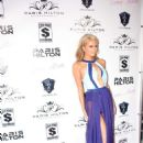 Paris Hilton At New Single Come Alive Release Party