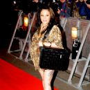 Mutya Buena - Enters The Big Brother House For Celebrity Big Brother 2009 Held At Elstree Studios In London, 02.01.2009.
