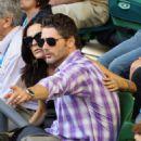 Eric Bana and Rebecca Gleeson - 454 x 581