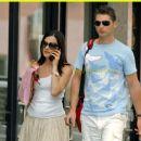 Eric Bana and Rebecca Gleeson - 454 x 374