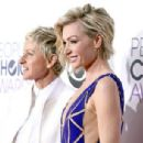 Portia de Rossi attend The 41st Annual People's Choice Awards at Nokia Theatre LA Live on January 7, 2015 in Los Angeles, California - 454 x 306