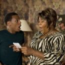 (L-r) BOW WOW as Kevin Carson and LORETTA DEVINE as Grandma in Alcon Entertainment's comedy 'LOTTERY TICKET,' a Warner Bros. Pictures release. Photo by David Lee - 454 x 302
