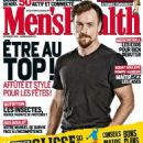 Toby Stephens - Men's Health Magazine Cover [France] (December 2014)