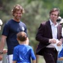 """Gerard Butler: """"Playing the Field"""" in Shreveport"""