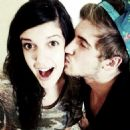 Catherine Valdes and Joey Graceffa - 454 x 458