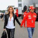 Felipe Massa and Rafaela Bassi - 283 x 425