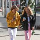 Maddie Ziegler – Out for shopping on Rodeo drive in LA