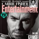 George Michael - Entertainment Weekly Magazine Cover [United States] (13 January 2017)