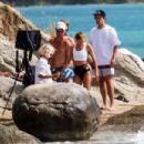 Candice Swanepoel Vs Swim Photoshoot In Puerto Rico