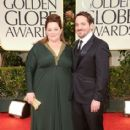 Melissa McCarthy and Ben Falcone - 414 x 594