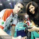 Mariusz Wlazly and Paulina Drewicz - 425 x 307