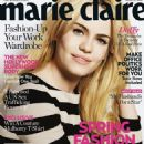 Duffy Marie Claire UK February 2011 - 454 x 574