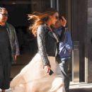 Jessica Alba – Seen leaving her Hotel in New York City - 454 x 627