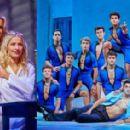 Mamma Mia! Original 2001 Broadway Cast Music Benny Andersson and Bjorn Ulvaeus - 454 x 283