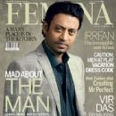 Irrfan Khan - Femina Magazine Pictorial [India] (13 June 2012) - 443 x 552