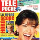 Teri Hatcher - Tele Poche Magazine Cover [France] (8 December 1997)