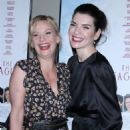 Julianna Margulies and Samantha Mathis – 'The Seagull' Premiere in New York - 454 x 675