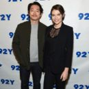 Steven Yeun- February 8, 2016-'The Walking Dead': Screening and Conversation at the 92nd St Y - 399 x 600