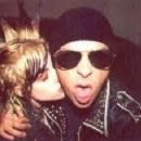 Brody Dalle and Tim Armstrong - 252 x 228