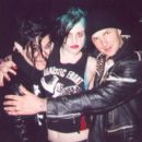 Brody Dalle and Tim Armstrong - 454 x 395