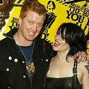Brody Dalle and Josh Homme - 180 x 240